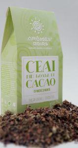 Ceai din Boabe de Cacao, Miere si Menta 100 gr