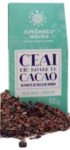 Ceai din Boabe de Cacao, fructe de Goji si Aronia 100 gr