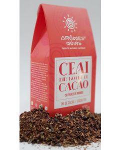 Ceai din Boabe de Cacao si fruze de Rooibos 100 gr