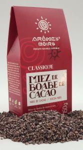 Miez de boabe de cacao Aromes Noirs Classique (Nibs) 150 gr