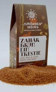 Zahar din Trestie Brun Coffee Crystals 275 gr