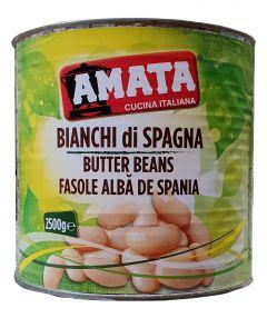 Fasole alba de Spania Amata - 2.5 kg