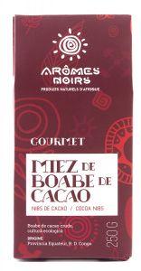 Miez de boabe de cacao Aromes Noirs Gourmet(Nibs) 250 gr