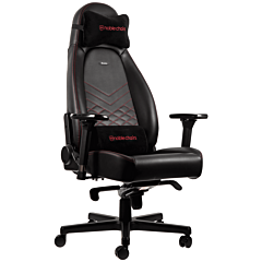 Scaun gaming Noblechairs ICON Black/Red SGL
