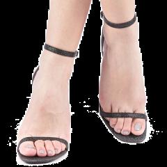 Sandale dama Morenna negre, 39