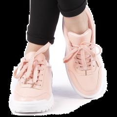 Pantofi sport dama Angi roz, 40