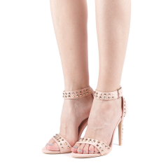 Sandale dama Iustina roz, 40