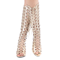 Sandale dama Siram aurii, 38