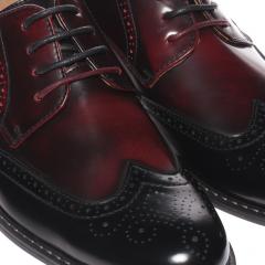 Pantofi barbati Cloven negri, 39