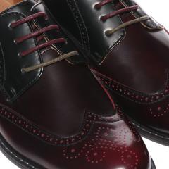 Pantofi barbati Cloven grena, 44