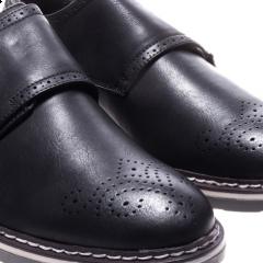 Pantofi barbati Cosmo negri, 42
