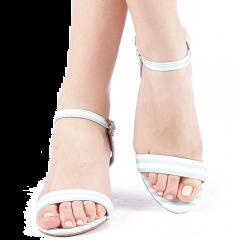 Sandale dama Saryna verzi, 41