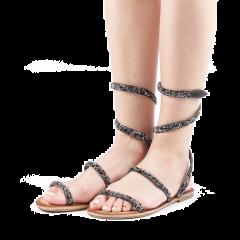 Sandale dama Ayana negre, 41