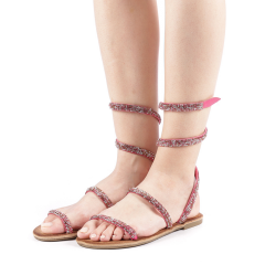 Sandale dama Ayana fuchsia, 41