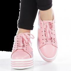 Pantofi sport dama Gratiela roz, 40