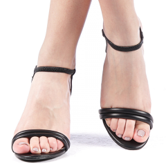 Sandale dama Branca negre, 41