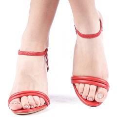 Sandale dama Branca rosii, 40