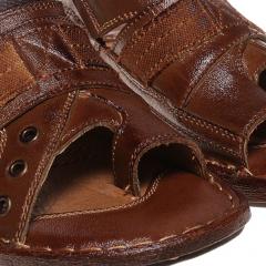 Papuci barbati Jastom maro, 36