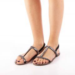 Sandale dama Laksha negre, 36
