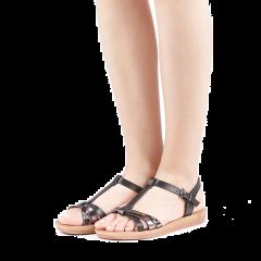 Sandale dama Kraya negre, 39