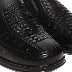 Pantofi barbati Harme negri, 43