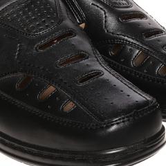 Pantofi barbati Erastel negri, 42