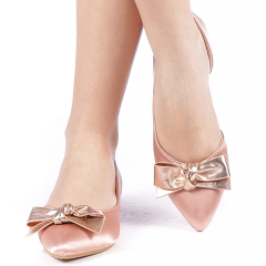 Balerini dama Blesim roz, 38
