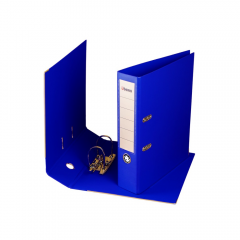 Biblioraft A4 75 mm din PVC, Scribant