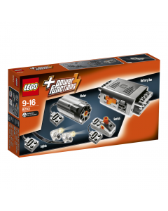 LEGO Technic - Set motor 8293