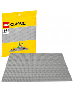 LEGO Classic - Placa de baza gri 10701