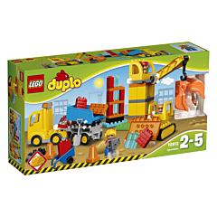 LEGO DUPLO - Santier mare 10813