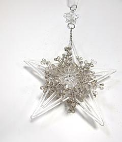 Ornament in forma de stea
