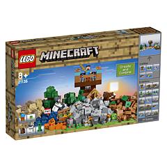 LEGO Minecraft - Cutie crafting 21135