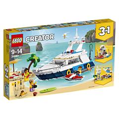 LEGO Creator - Croaziera 31083