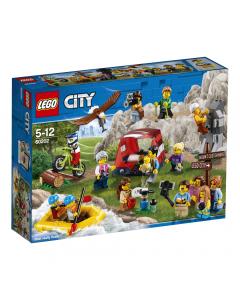 LEGO City - Aventuri afara 60202