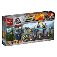LEGO Jurasic World - Atacul avanpostului 75931