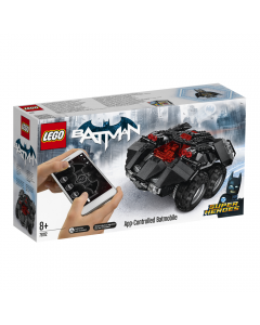 LEGO Super Heroes - Batmobil prin app 76112