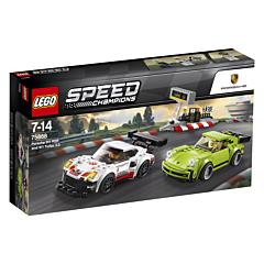 LEGO SC - Porsche 911 RSR&Turbo 75888