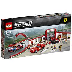 LEGO SC - Garajul Suprem Ferrari 75889