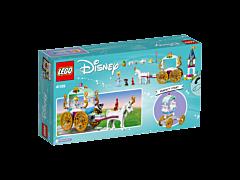 LEGO Disney Calatoria Cenusaresei cu trasura 41159