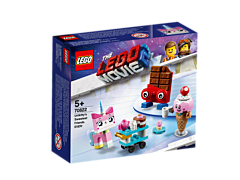 LEGO Movie Prietenii lui Unikitty! 70822