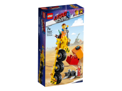 LEGO Movie Triciclul lui Emmet 70823