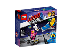 LEGO Movie Brigada spatiala a lui Benny 70841