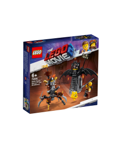 LEGO Movie Batman si Barba metalica 70836
