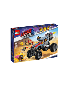 LEGO Movie Buggy-ul lui Emmet & Lucy 70829