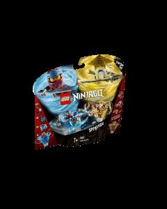 LEGO Ninjago Spinjitzu Nya si Wu 70663