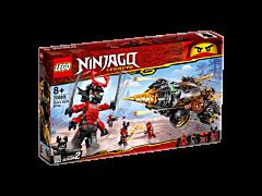 LEGO NGO Foreza lui Cole 70669