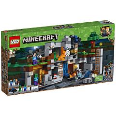 LEGO Minecraft - Bedrock 21147