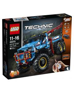 LEGO Technic - Camion 6x6 42070