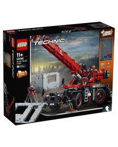 LEGO Technic - Macara pentru teren dificil 42082